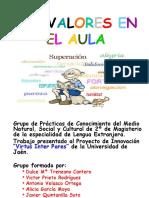 losvaloresenelaula-100525112908-phpapp02