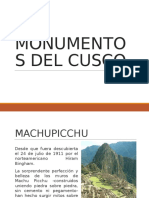Monumentos Del Cusco