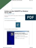 SSH-SFTP