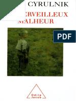 CYRULNIK, B. Un merveilleux malheur..pdf