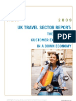 The Impact of Customer Experiences in a Down Economy Report