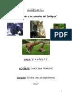 unidad didactica animales del zoo.doc