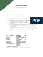 Guía Aplicación y Corrección WISC III
