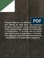Martín, Enrique - Recuerdos de Un Militante de La CNT [Ediciones Picazo, 1979]