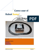 Como Us Are l Robot Sumo Arduino