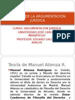 (08) Teorías de La Argumentación Jurídica