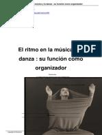 El Ritmo en La m Sica y La Danza a860