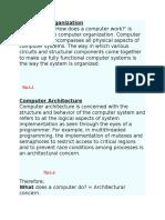 Computer Organization.docx