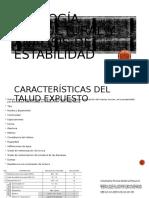 Geología Estructural y Analisis de Estabilidad