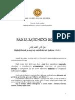 Rad Za Zajedničko Dobro-d358739