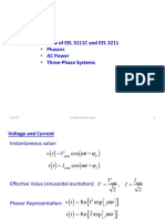 Power Systems Fundamentals