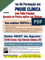Curso Hipnose Compacto Porto Alegre 2