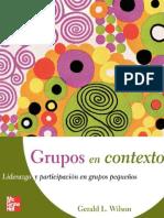 Grupos en Contexto