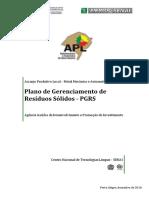 PGRS Apl Metal Mecanico e Automotivo Rs