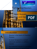 Reactor Types