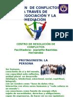 2 Gestión de Conflictos a Través de La Negociación y La Mediación