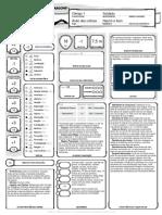 D&D 5E - Personagens Do Starter Set - Biblioteca Élfica
