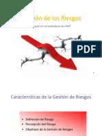 Gestiondel Riesgo Proyectos