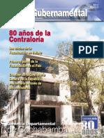 Control Gubernamental