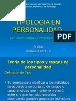 Clase 6 - Tipologia en Personalidad[1][1]