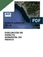 268273502 Marco Juridico de La Evaluacion de Impacto Ambiental