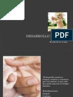 Desarrollo Psíquico Infantil