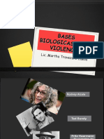 Bases Biologicas de La Violencia