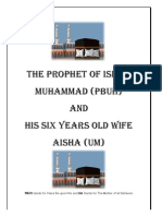 The Prophet and Aisha