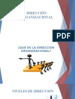 Direccion Organizacional