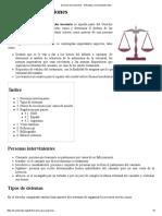 Derecho de Sucesiones - Wikipedia, La Enciclopedia Libre