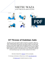 67 Throws of Kodokan Judo