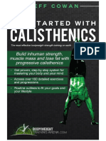 Get Started With Calisthenics. Ultimate Guide for Beginnerss.