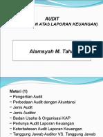 Pengertian Auditing 2014 - Materi (1)