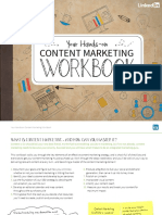 Hands on Workbook Marketing