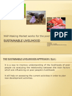 Secure Livelihood-Making Market Works for the Poor (M4P)