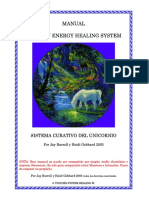 Manual Unicorn Energy Healing System