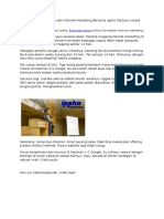 Konsultasi Bisnis Online Dan Internet Marketing Bersama Ippho Santosa