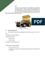 Pengertian Dump Truck