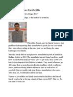 Truck Suvidha Magazine