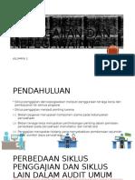 Audit Siklus Penggajian Dan Kepegawaian