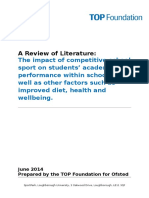 A 20review 20of 20literature 20The 20impact 20of 20competitive 20school 20sport 20on 20students E2!80!99 20academic 20performance 20within 20school