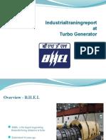 bhel report