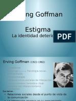 Estigma_La Identidad Deteriorada