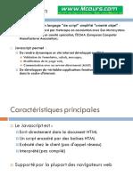 AppreDevelopper en JavaScript Cours PDFnez a