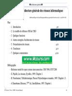 Architecture Generale Des Reseaux Informatiques