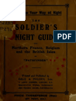 Soldier's Night Guide for Northern France