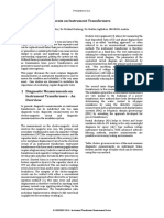 Diagnostic Measurements on Instrument Transformers Paper ITMF 2015 Predl ENU