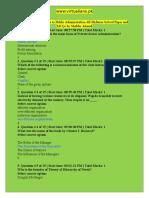 MGT111 MidtermSolvedPaper and MCQs Mega File