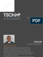 Techimp Profile