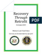 Recovery Through Retrofit Report